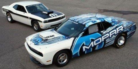 Mopar Release Drag Package for New Challenger