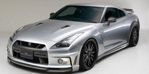WALD Sportsline Nissan GT-R renderings