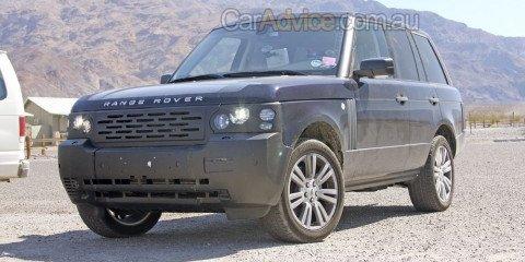 2011 Range Rover facelift spied