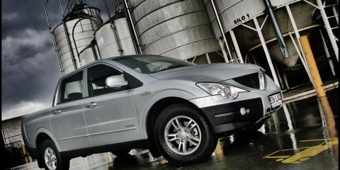 2008 SsangYong Sports Review