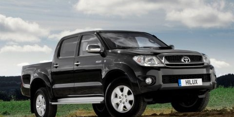 2009 Toyota HiLux global debut