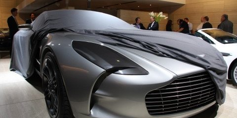 Aston Martin One-77 sold out already