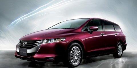 2009 Honda Odyssey JDM official images