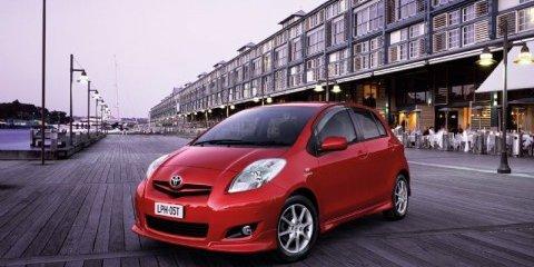 2009 Toyota Yaris upgrades