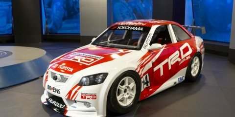 TRD Aurion to race at Indy