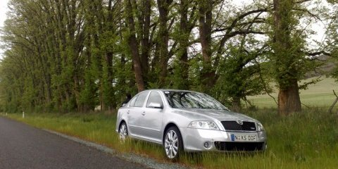 2008 Skoda Octavia RS TDI Review