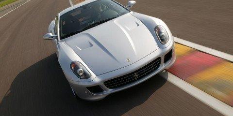 Ferrari 599 GTB Fiorano personal touch