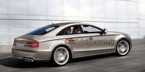 2010 Audi A7 CGI