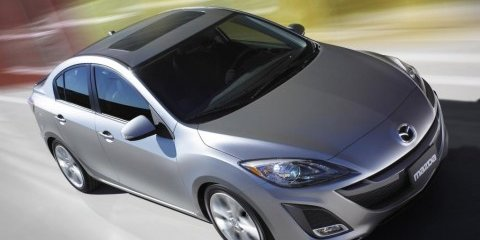 All-new Mazda 3 official image reveal 2008 AIMS