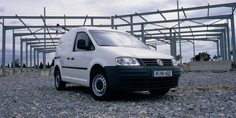 ANCAP awards VW Caddy four stars
