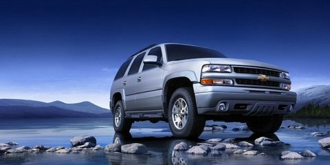 GM cancels large SUV program