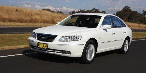 2009 Hyundai Grandeur Review