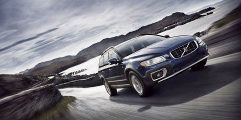 Volvo Ocean Race XC70 and XC90 Limited edition