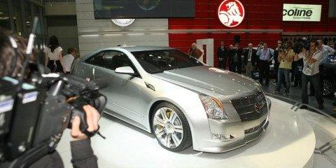 Cadillac CTS 2008 AIMS
