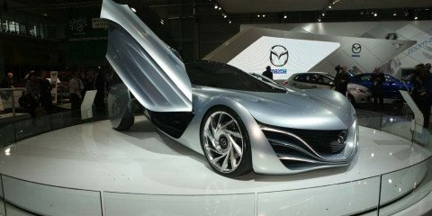 Mazda Taiki concept 2008 AIMS