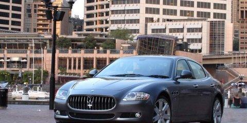 Maserati Quattroporte 2008 AIMS