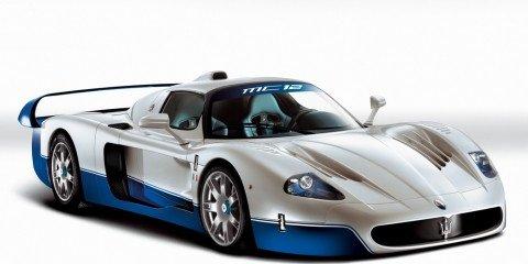 Maserati MC-12 smashes Nurburgring record
