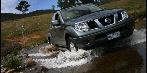 2008 Nissan Navara ST-X 4X4 King Cab Review