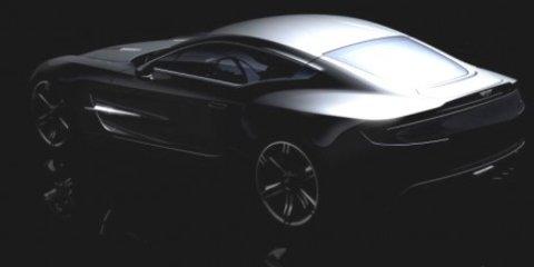 Aston Martin One-77 teaser No. 2