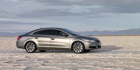 Volkswagen Passat CC 2008 AIMS