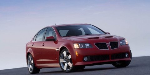 Pontiac to drop VE-based G8 range?