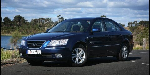 2009 Hyundai Sonata SLX CRDi Review