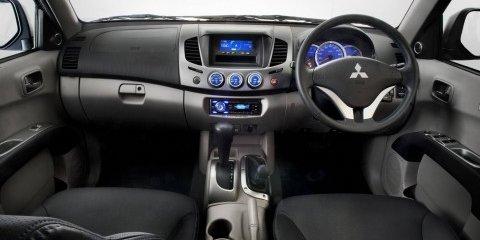 Mitsubishi TMR Triton concept