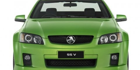 2009 Holden VE & WM specification changes