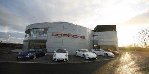 Porsche Driving Experience Centre opens