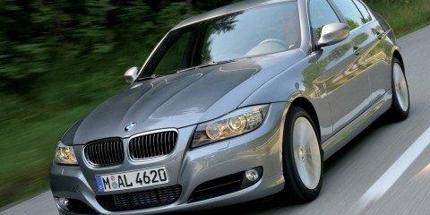 2009 BMW 330d for Australia