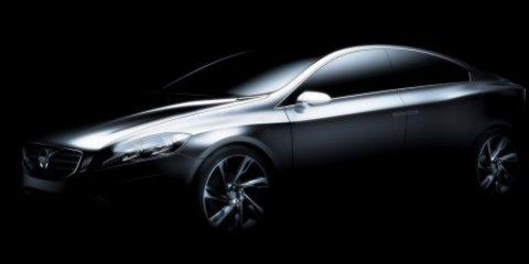 2010 Volvo S60 Concept teaser