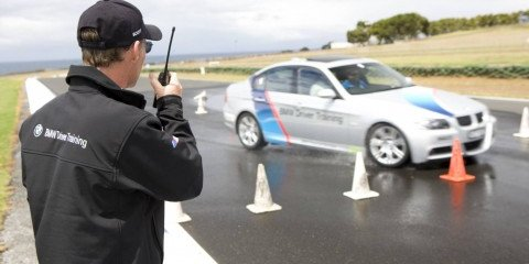 BMW Driver Training dates for 2009