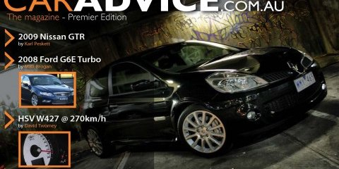 CarAdvice - The Magazine - available now