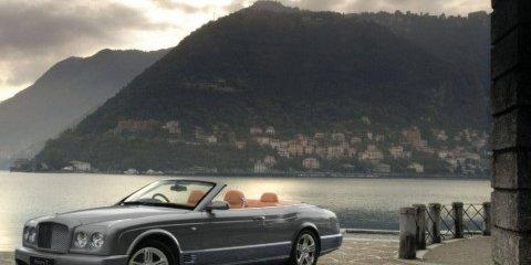 2009 Bentley Azure T Los Angeles debut