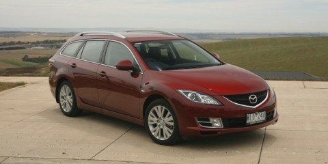 2008 Mazda6 Classic Wagon Review