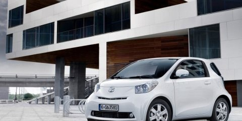 Japan votes Toyota iQ as COTY