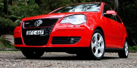2008 Volkswagen Polo GTI Review
