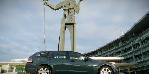 2008 Holden Berlina Sportwagon review