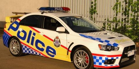 Victoria Police EVOlve to Mitsubishi