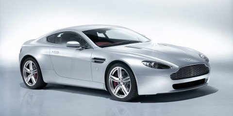 Aston Martin Vantage 4.3-litre power boost