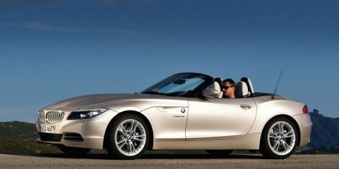2009 BMW Z4 Roadster official debut