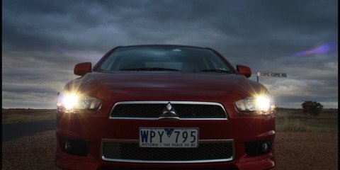 2009 Mitsubishi Lancer Aspire Review