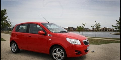 2009 Holden Barina Review