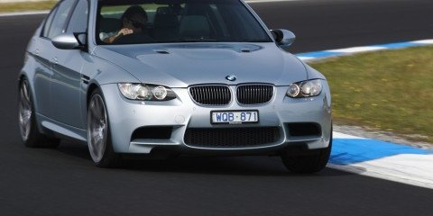 2009 BMW M3 Sedan Review