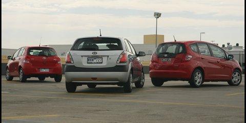2009 Light Car Comparison