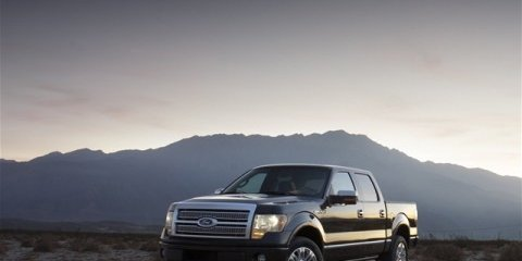 Ford F-150 takes out US Truck of the Year