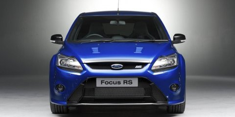Ford Focus RS pricing announced