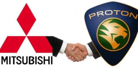 Mitsubishi teams up with Proton