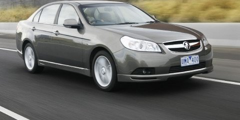 2008 Holden Epica CDXi Diesel Review