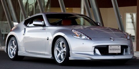 Nismo 370Z S-Tune images leaked